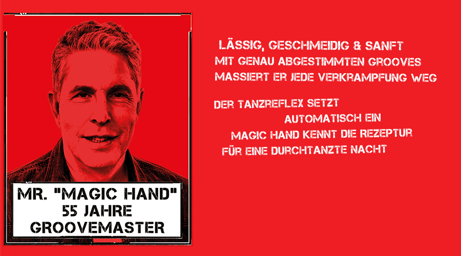 Mr Magic Hand